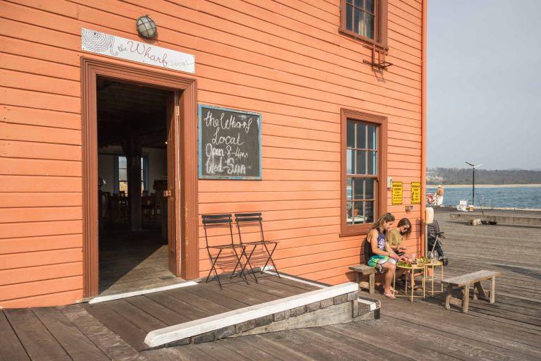 Tathra Wharf Cafe. Tathra NSW South Coast