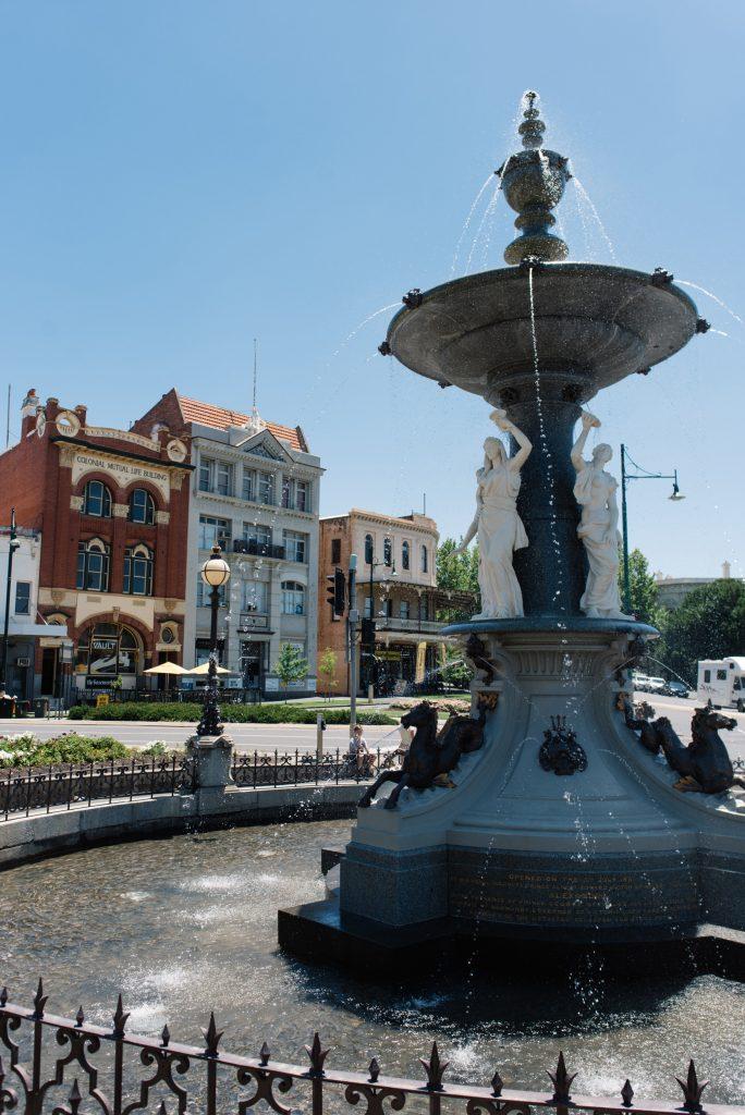 Alexandra Fountain Bendigo