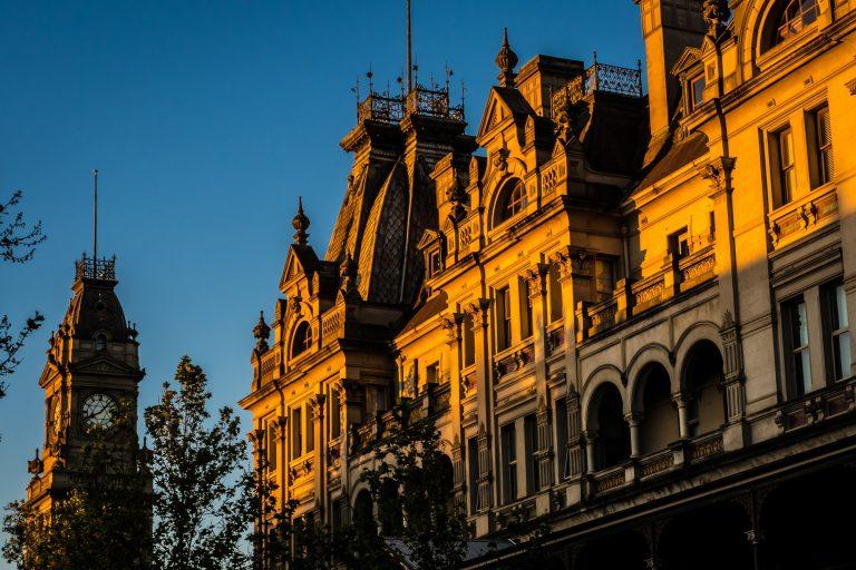 Historic Bendigo Architecture