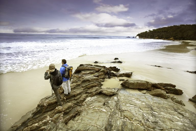 Mallacoota Beach Hiking