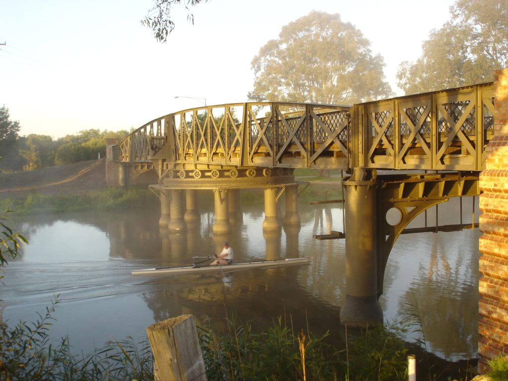 Sale Historic Swing Bridge