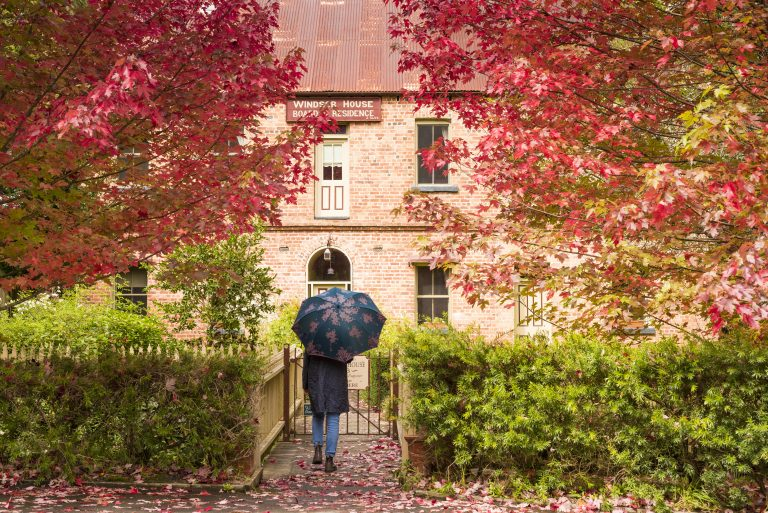 Windsor House Walhalla Gippsland
