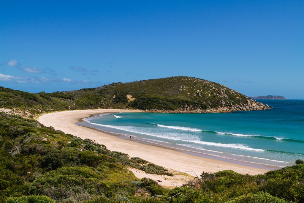 Squeaky Beach Wilsons Promontory National Park