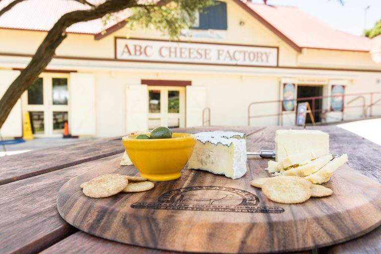 ABC Cheese factory Central Tilba