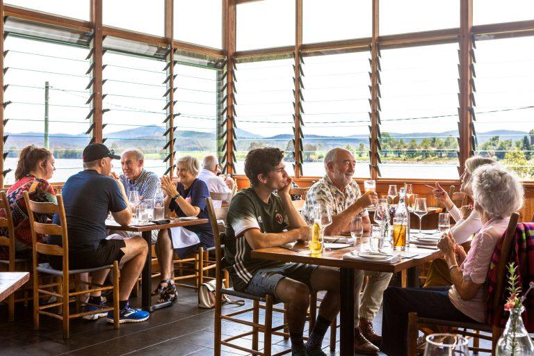 The River Restaurant Moruya NSW South Coast
