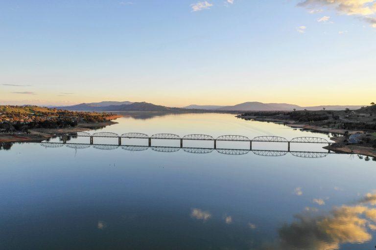 Bethanga Bridge Lake Hume Albury Wodonga