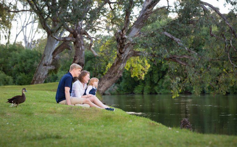 Noreuil Park, Albury, Murray River