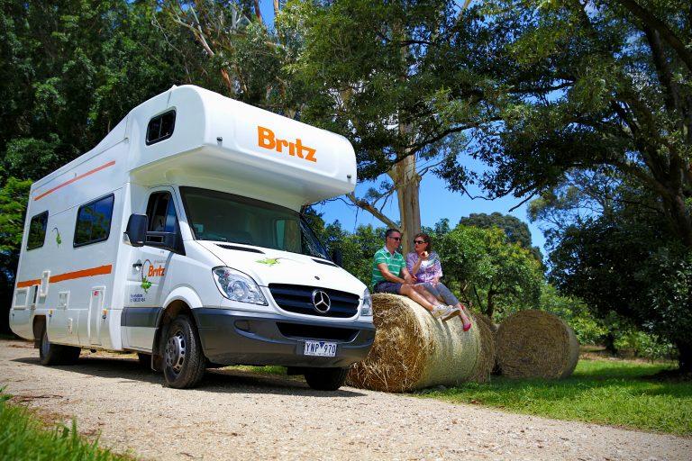 Britz campervans