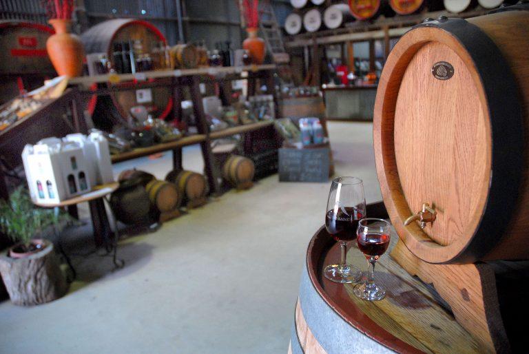 St Anne's Echuca Winery