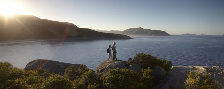 View from Pillar Point at Wilsons Promontory