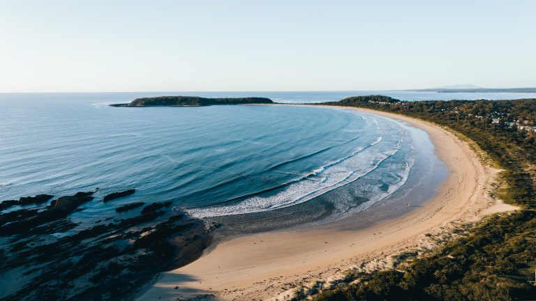 Broulee Beach NSW South Coast